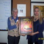 Gagnante prix présence Dre Suzanne Gagnon Haslam Msc.D
