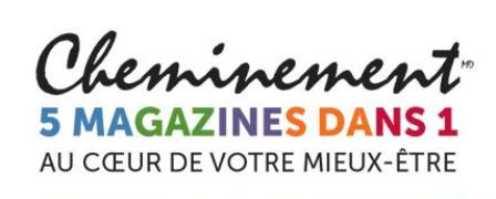 logo Magazine Cheminement